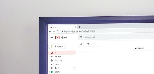 For such a time as this – improve your email!
